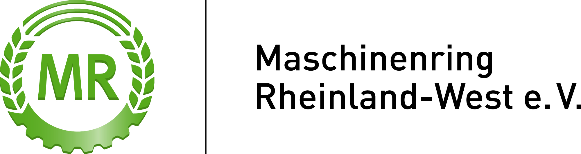 MR Rheinland West links Logo